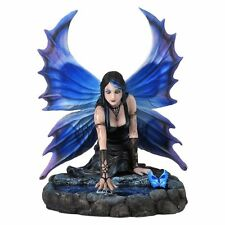 Immortal Flight - Gothic Fairy & Skull Figurine By Anne Stokes | Nemesis Now