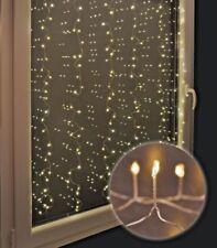 Strombetriebene-Lichtervorhänge zur Weihnachtsdekoration