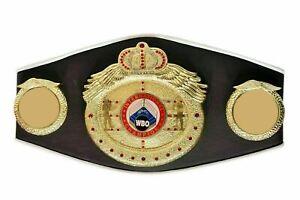 High Quality WBO international Boxing Belt Adult Size Replica