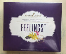 Young Living FEELINGS kit NEW 6 Oils
