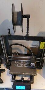 PRUSA I3 MK3S 3D PRINTER BLACK MINT!