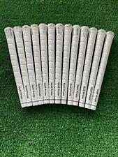 Golf Pride Tour Wrap 2G White Midsize 60R Grips *Genuine* 13 Pcs