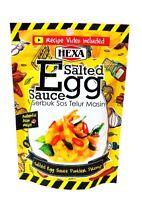 HEXA Salted Egg Sauce Seasoning Powder 80g (2.8oz). HALAL & FREE SHIPPING.