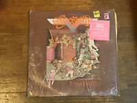Aerosmith LP in Shrink w/ Hype Sticker - Toys in the Attic - Columbia PC 33479
