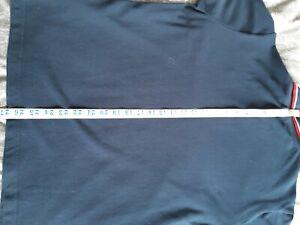 Merc polo shirt dark blue xl used