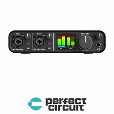 MOTU M2 2-In / 2-Out USB Audio Interface PRO AUDIO - NEW - PERFECT CIRCUIT