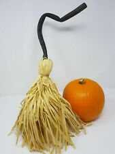 Animated Witches Broom Witch Props HALLOWEEN Hanging Horror Decoration Prop Shop