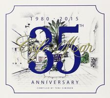 CAFE DEL MAR 35TH ANNIVERSARY (CAGEDBABY, RAZE, APHEX TWIN, MOBY, ...) 3 CD NEW+