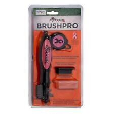 PINK FROGGER BrushPro Golf Club Golf Spikes Cleaning Brush------brand new