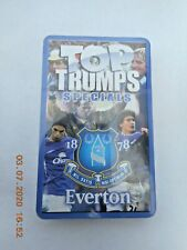 TOP TRUMPS   EVERTON    2008    NEW & SEALED