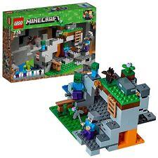 Lego Minecraft 21141. Cueva de los zombies. De 6 a 14 años