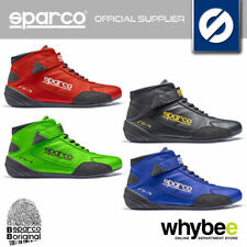 Sparco FIA Approved Car & Kart Race Boots