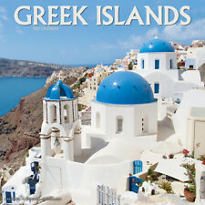 Griechische Inseln 2021 Griechenland Reise Kalender 15/% OFF Multi Bestellungen