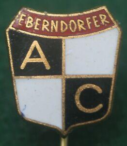 Rare Austria AC Eberndorfer FC Football Enamel Pin Badge Fussball Anstecknadel