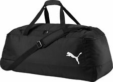 Puma Pro Training II Large Holdall Black 85L Zip Duffel Bag Gym Sports Training