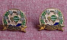 2 1993 Grand Valley Balloon Rally  Pins