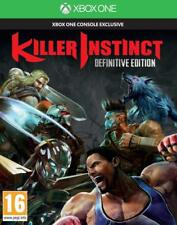 Killer Instinct Definitive Edition Xbox One Dispatching All by 2 PM