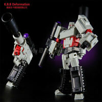 "KBB Megatron G1 Grimlock Assemble Transformers Wars Leader 5.5""in Action Figure"
