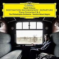 Destination Rachmaninov: Departure - Daniil Trifonov The Philadelphia O (NEW CD)