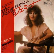 disco 45 GIRI Marcella Bella – Femmina JAPAN