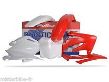 Kit plastiques Coque Polisport  Honda CRF250R 2009   Couleur: Origine