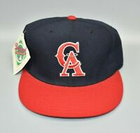 California Angels New Era 59FIFTY MLB Vintage 90's Fitted Cap Hat - Size: 7 1/4