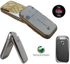 Sony Ericsson Z750i Platinum Silver (Simlock Frei) 3G Band MP3 Original TOP