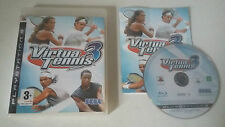 VIRTUA TENNIS 3 - SONY PLAYSTATION 3 - JEU PS3 COMPLET