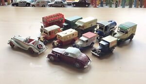 Collection Of 11 Matchbox & Days Gone Die Cast Models