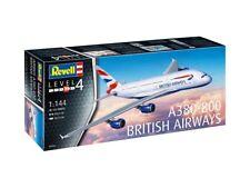 Revell 3922 A380-800 British Airways Plastic Model
