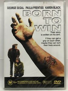 Born to Win - DVD - Tracked AusPost New Sealed