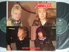ACCEPT UP TO THE LIMIT / 2LP NM MINT- SUPERB COPY