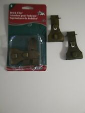 Brick Clip, Brick Attaching Clips, New/Other