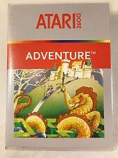 Adventure - Atari 2600 - Replacement Case - No Game