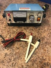 Slaughter Hi-Pot Tester 2306-3.0 Untested. 120k Ohm Resistor