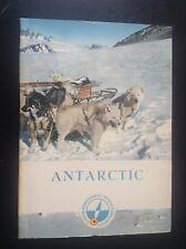 Antarctic Expédition Album images chocolat Cote d'or Hergé antarctique TTBE