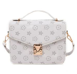 Women Handbag Ladies Crossbody Hobo Tote PU Leather Messenger Shoulder Bag Purse