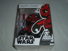 NEW IN BOX STAR WARS DARTH MAUL MIGHTY MUGGS  FIGURE NIB HASBRO 2008