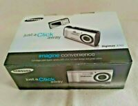 "Samsung Digimax A503 Digital Camera 5.0 Megapixels 2.0"" LCD with box"