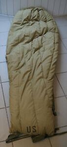 Schlafsack US Army M-1949 Type I Vietnam War 1967 Cold Weather Sleeping Bag TOP