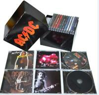 """AC/DC """"The Complete Collection"""" 17 CD Full Box Set Studio Recordings New Sealed"""