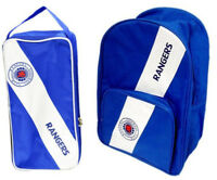 Glasgow Rangers football club boot bag and backpack bundle youth training boys