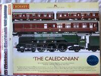 "Hornby R2306 Great British Train Pack ""The Caledonian"" Ltd Ed 1970/3000 Pristine"
