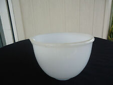 vintage sunbeam mixmaster mixer bowl small 9b older style white m4h