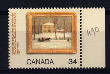 CANADA - 1985 - 125° anniversario del Museo delle Belle Arti di Montreal
