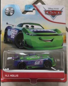 voiture cars disney pixar H.J. Hollis - Single 2021