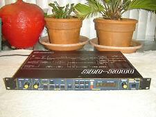 Korg SDD-2000, Sampling Digital Delay, 100 Volt Power, Vintage Rack