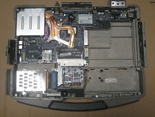 Dell Augmentix XTG630 Ruggedized ToughBook Motherboard TT543 with case CPU fan