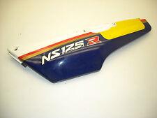Carénage flanc arrière gauche HONDA NS 125 R NSR 125 de 1987 / 1988