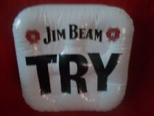RARE NRL PENRITH PANTHERS JIM BEAM INFLATABLE 4 CUP DRINK TRAY SEAT CUSHION